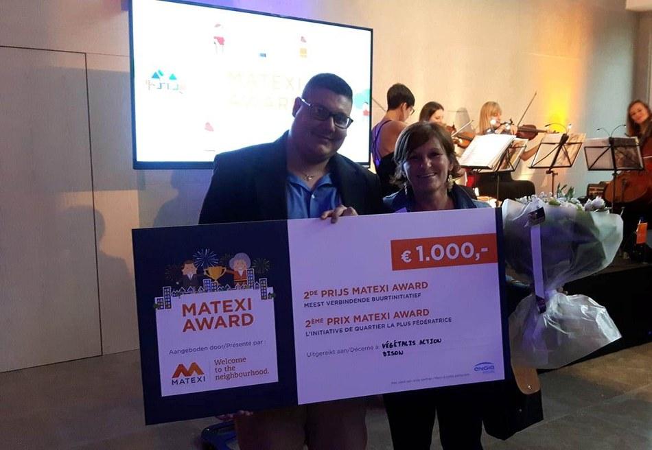Matexi Award PCS
